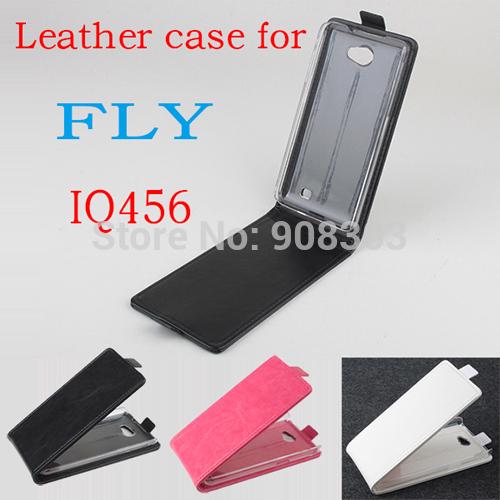 Original Brand PU Leather Flip case Fly IQ456 ERA Life 2 phone cover IQ 456 - Shenzhen Yi Fang FX Electronics Co.,Ltd store