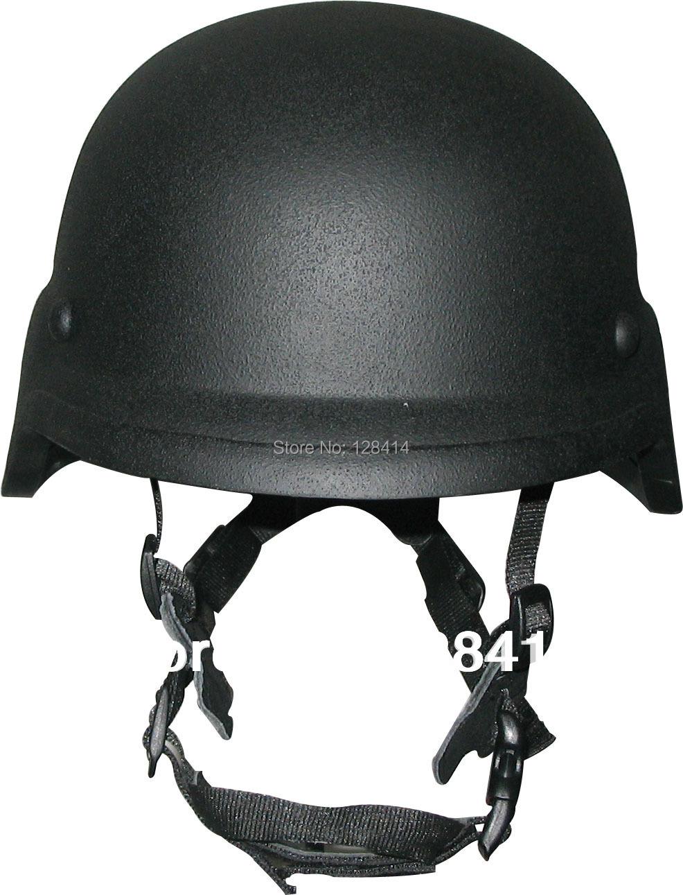 Black PASGT Style M88 Kevlar Bulletproof Helmet/NIJ 3A USA army anti ballistic helmet/Aramid M88 NIJ IIIA Bullet Proof Helmet