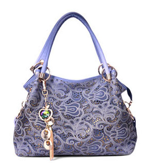 2016 fashion Hollow women bag PU shoulder crossbody woman Carving handbag(China (Mainland))