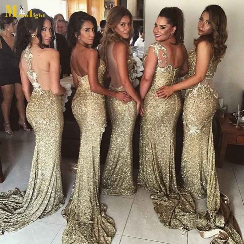 Платье для подружки невесты Moonlight 2015