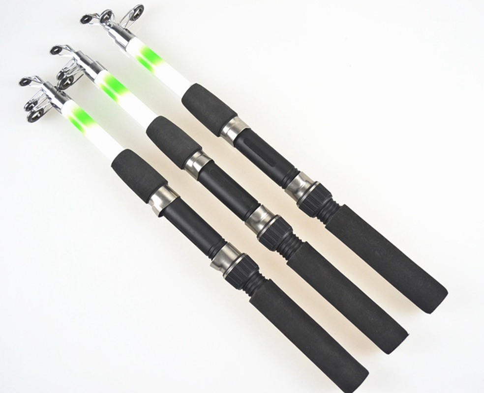 Popular best casting rods buy cheap best casting rods lots for Winter fishing gear