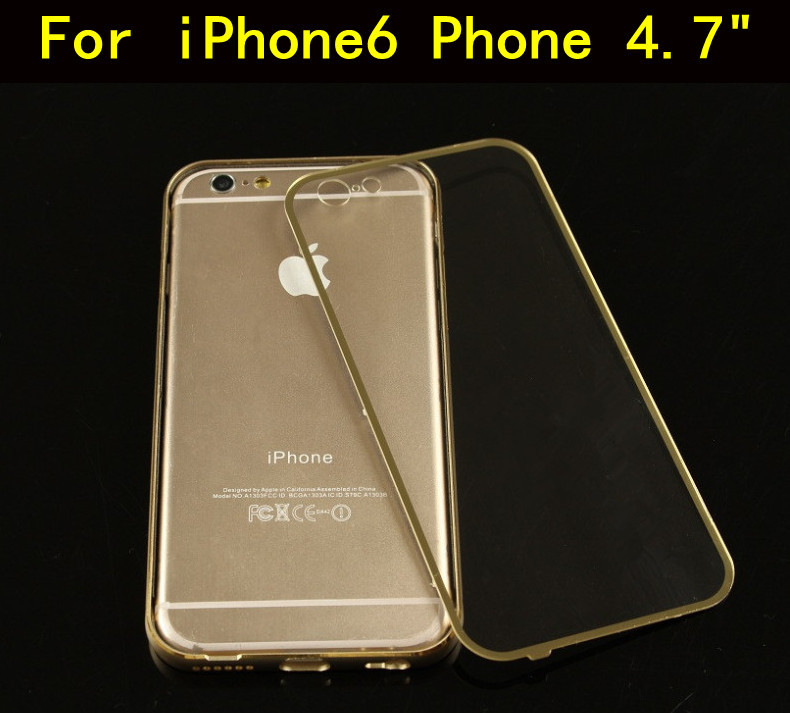 """Case Free Gift For Apple iPhone 6 and Plus Phone MTK6582 Quad Core 4.7"""" 2G RAM 16G ROM Android Cellphone in Stock Shipped Fast(China (Mainland))"""