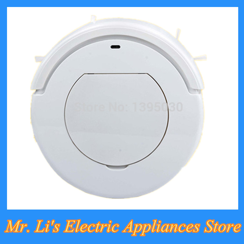 Household Cleaning Robot 1PC Ultra-Thin Intelligent Automatic Efficient Vacuum Cleaner KRV205(China (Mainland))