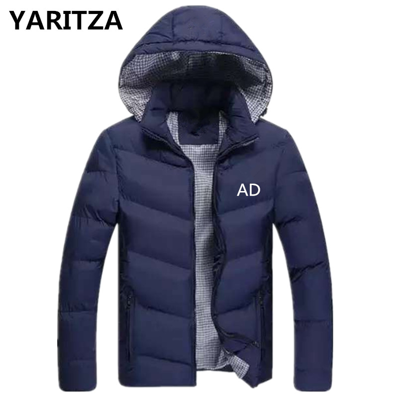 YARITZA 2015 Fashion Brand Clothes Men Jacket Winter Coat Mens Coat down Jackets Men Sportswear winter