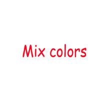 4 stks/partij 4 ''Diverse Regenboog Kleur Borduren Sequin Mesh Haar Boog met Clip Meisje Vrouwen Mooie Hoofddeksels HDJ154(China)