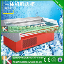 Southeast Asia popular 825W Single control commercial display cabinet for fresh meat beef fruits & vegetable by sea(China (Mainland))