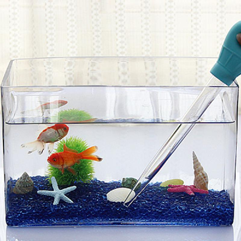 Online buy wholesale siphon pump from china siphon pump for Fish tank siphon