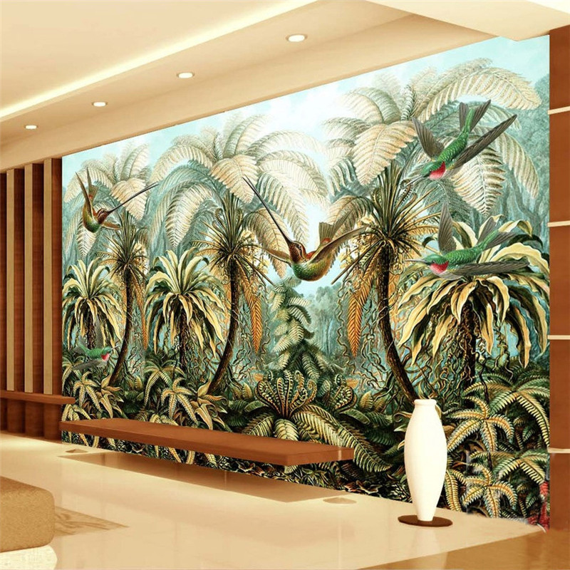 Popular asian wall murals buy cheap asian wall murals lots for Chinese mural wallpaper