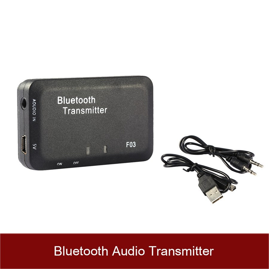 3.5mm Audio Bluetooth Transmitter A2DP Stereo Dongle Adapter for Mp3 TV iPod PSP(China (Mainland))