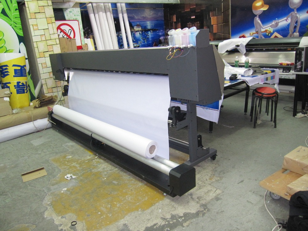 DX5/DX71.1/1.3m Eco solvent printer sticker 1.6m 1.8m 2.8m 3.2m printing machine digital inkjet printer plotter(China (Mainland))