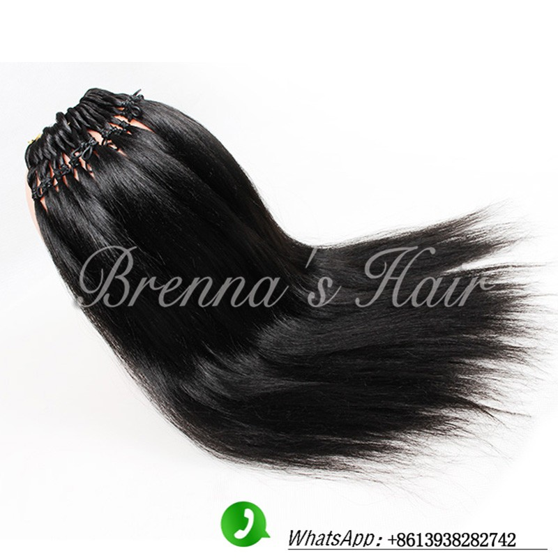 18inch Magic yaki straight hair Dominican Blowout Straight hair Crochet Braids Pre loop hair Synthetic Braiding Hair human feel