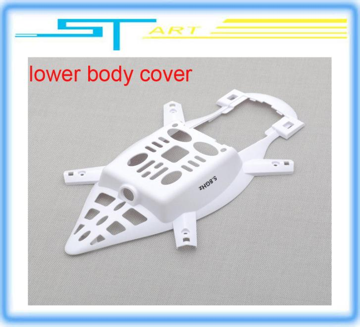 2014 best selling Walkera RC helicopter quadcopter Spare Parts Lower body cover (FPV) free shipping Toy kids(China (Mainland))