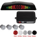 Brand New High Quality Easy Installation Intelligent Digital LED Car Parking Sensor System with 4 Sensors