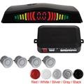 Brand New High Quality Easy Installation Intelligent Digital LED Car Parking Sensor System with 4 Sensors