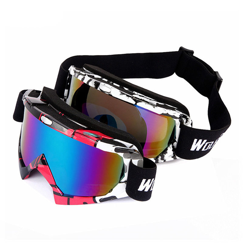 UV Protection Ski Snowboard Skate Goggles Motorcycle Off-Road Cycling Glasses CS<br><br>Aliexpress