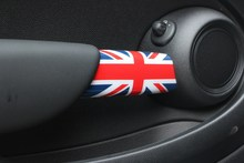 MINI Cooper R55 R56 R57 R58 interior Door handle Cover Catch Graffiti decal Stickers 3