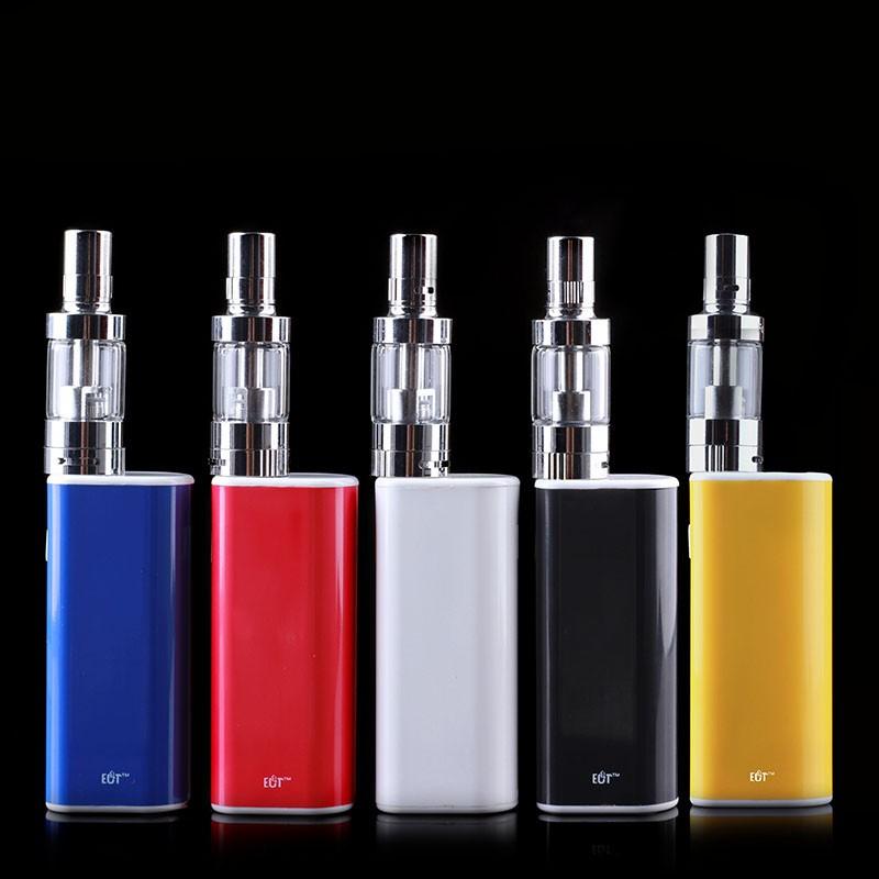 ถูก กล่องVapeสมัยชุดบุหรี่อิเล็กทรอนิกส์ECT eT 30จุดชุด30วัตต์กล่องบุหรี่อิเล็กทรอนิกส์ปากกามอระกู่อิเล็กทรอนิกส์ShishaปากกาVaporizer X1020