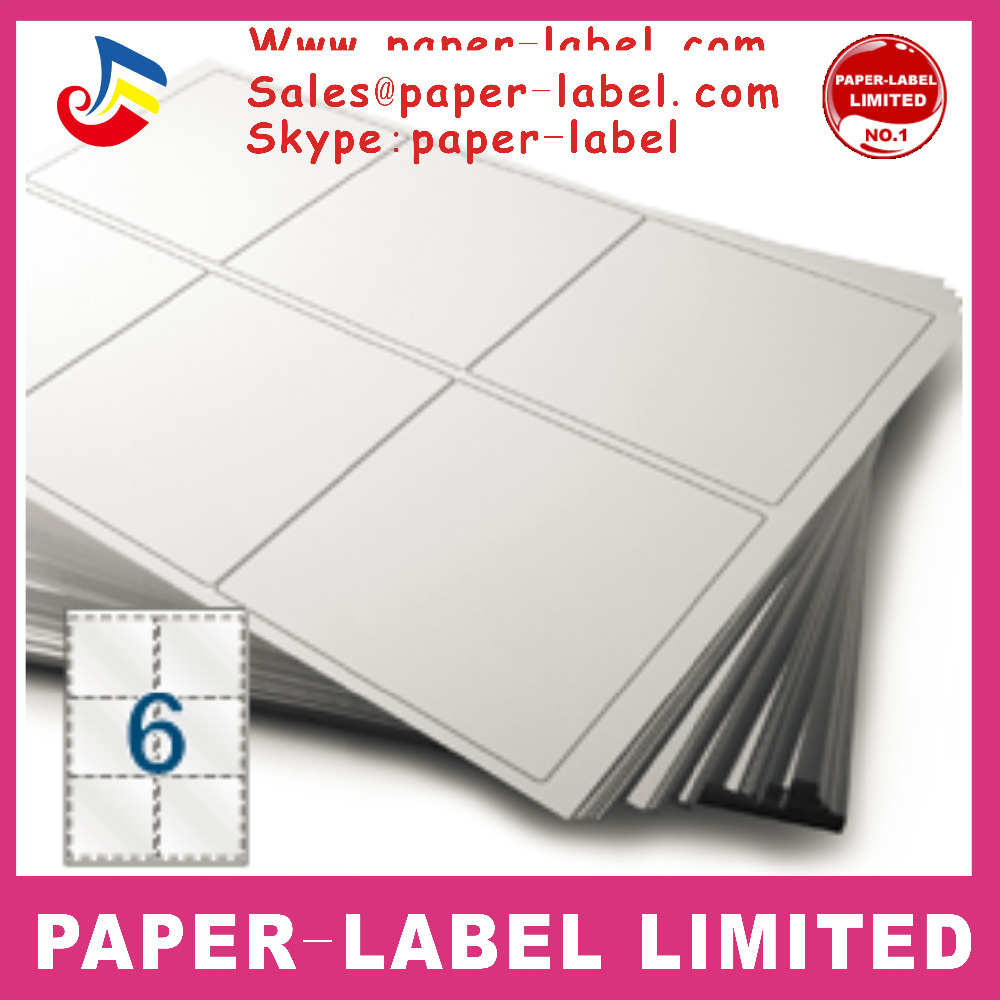 Half Sheet Self Adhesive