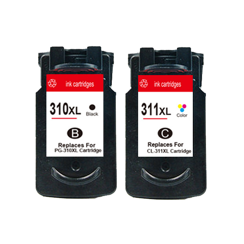 PG-310 Ink Cartridge For Canon PG310 CL311 For Canon PIXMA iP2702 MP240 MP250 MP270 MP280 MP280 MP480 IP1800 IP2500 MX300 MX310(China (Mainland))