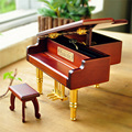 Creative Gifts piano Mini Music Box with Musical Boxes for Princess Love Girl Valentine s Day