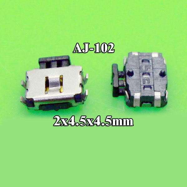 High quality Tortoise type switch tact switch 4 pin 4 5 4 7 1 7mm for