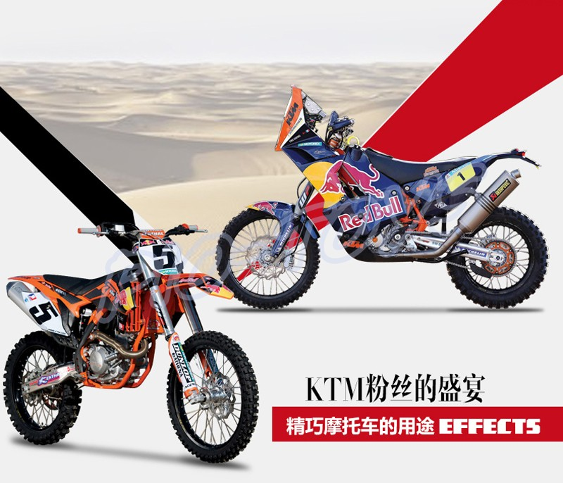 New year gift ktm 1 18 model motorcycle collection toys for Decoration ktm