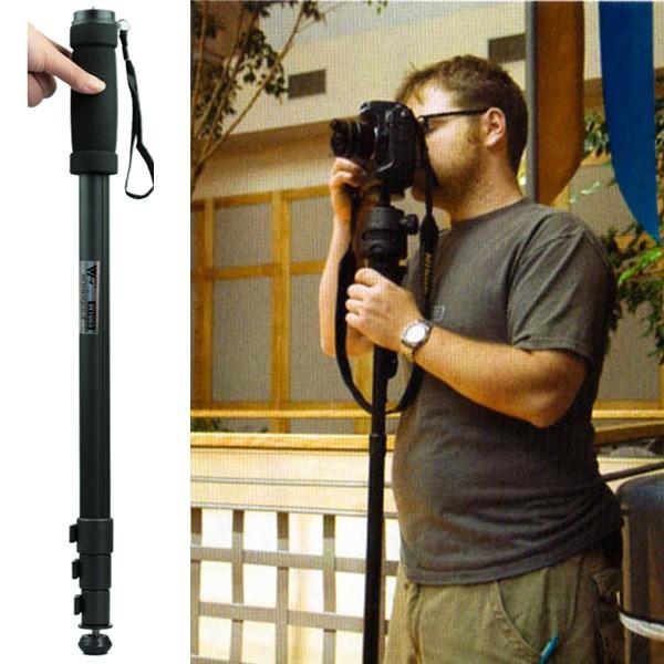 "Hot selling WT1003 WT-1003 Professional Alloy Camera tripod Monopod Lightweight 67""(171cm) for Sony Canon Nikon DSLR Universal(China (Mainland))"
