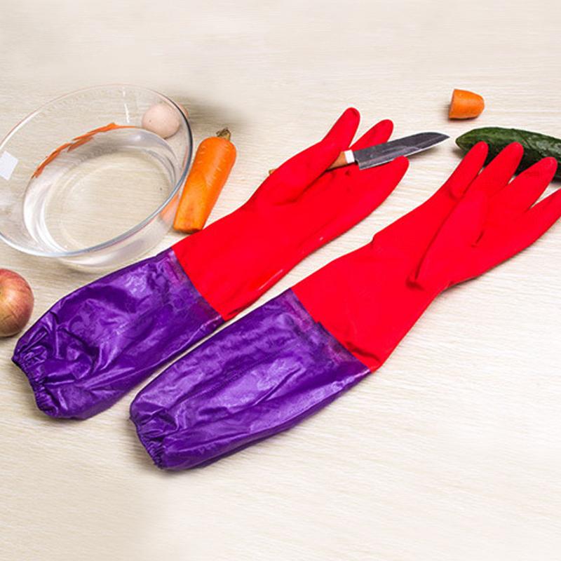 Aliexpress.com : Acquista Guanti di gomma guanti monouso cucina lavare i piatti deschables ...