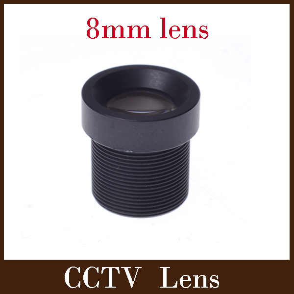"""8mm 40 Degree Angle IR Board CCTV Lens for Security Camera for 1/3"""" and 1/4"""" CCD lens(China (Mainland))"""
