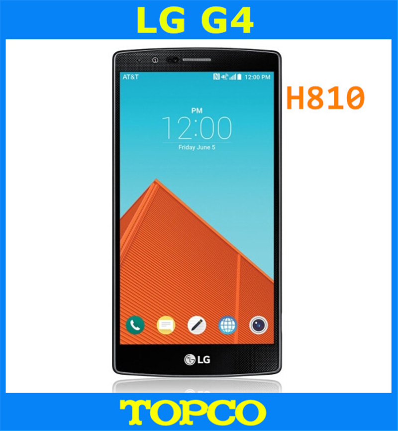 """LG G4 H810 AT&T Original Unlocked GSM 3G&4G Android Quad-core RAM 3GB 5.5"""" 16MP 32GB ROM WIFI GPS Mobile Phone dropshipping(China (Mainland))"""