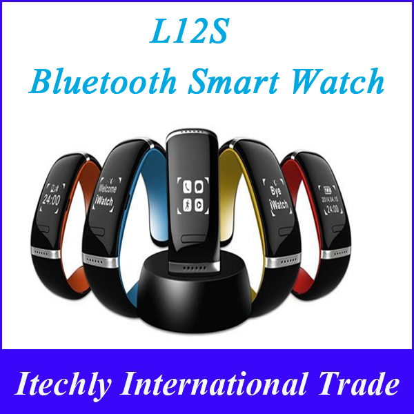 Bluetooth /l12s OLED /iphone IOS Android Samsung