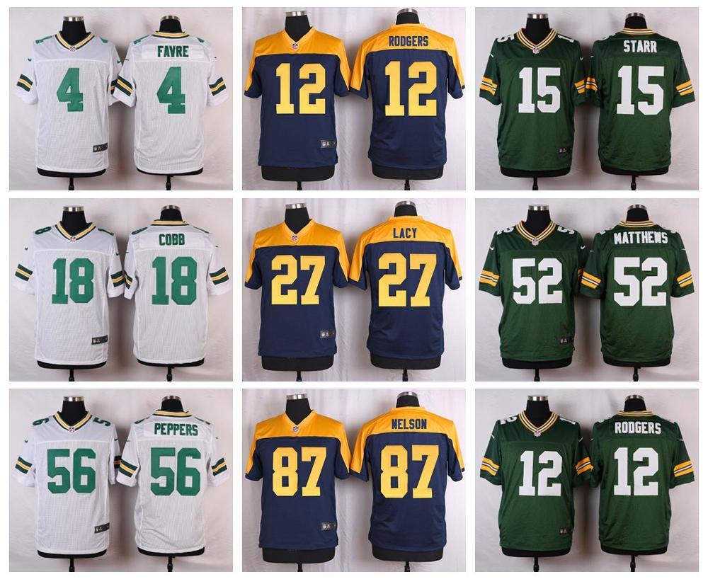 Green Bay Packers Eddie Lacy ELITE Jerseys
