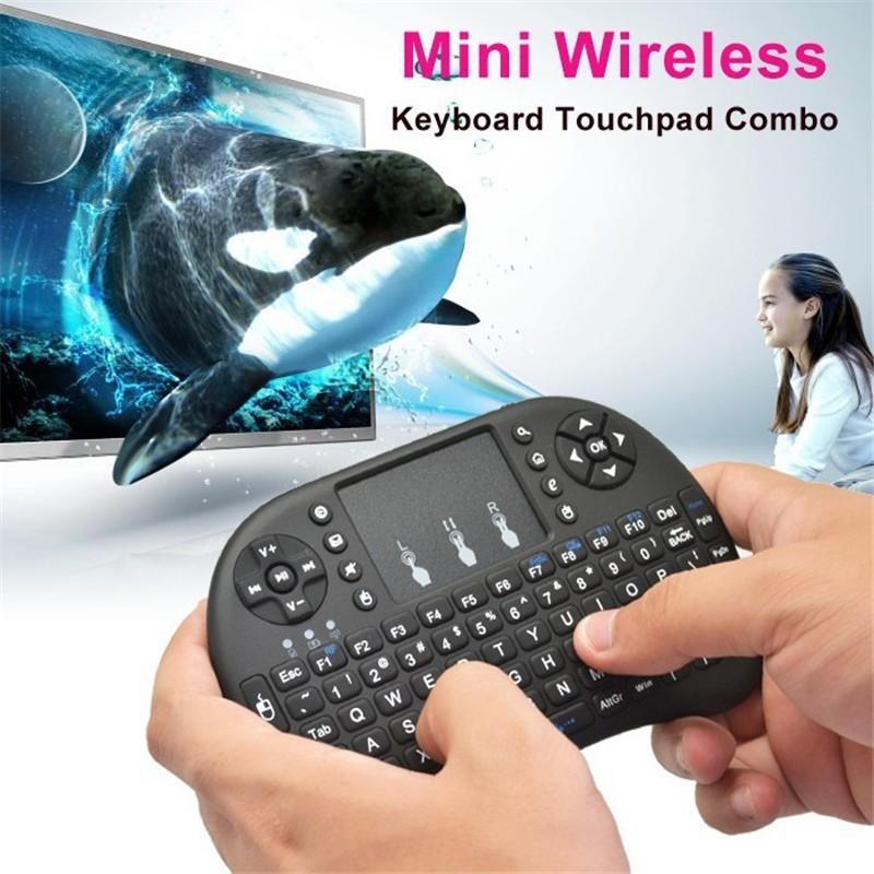 mua bàn phím chuột không dây cho Smart TV
