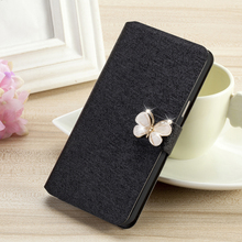 Buy Phone Case Luxury Wallet Style Flip Pu Leather Cover Sony Xperia M2 S50h Magnetic Stand Phone Case Card Slot for $2.69 in AliExpress store