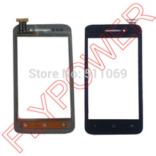 for Bedove x12 Touch digitizer Glass Screen panel black by free shipping(China (Mainland))