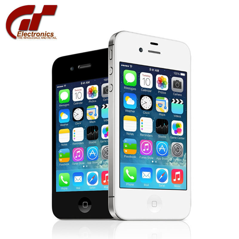 Мобильный телефон Apple iPhone4s WCDMA 3G /ios 3.5 960 x 640 8 мобильный телефон apple iphone 4s i4s 16gb 32gb ios 8 gsm wcdma 3g wifi gps 8mp 1080p 3 5