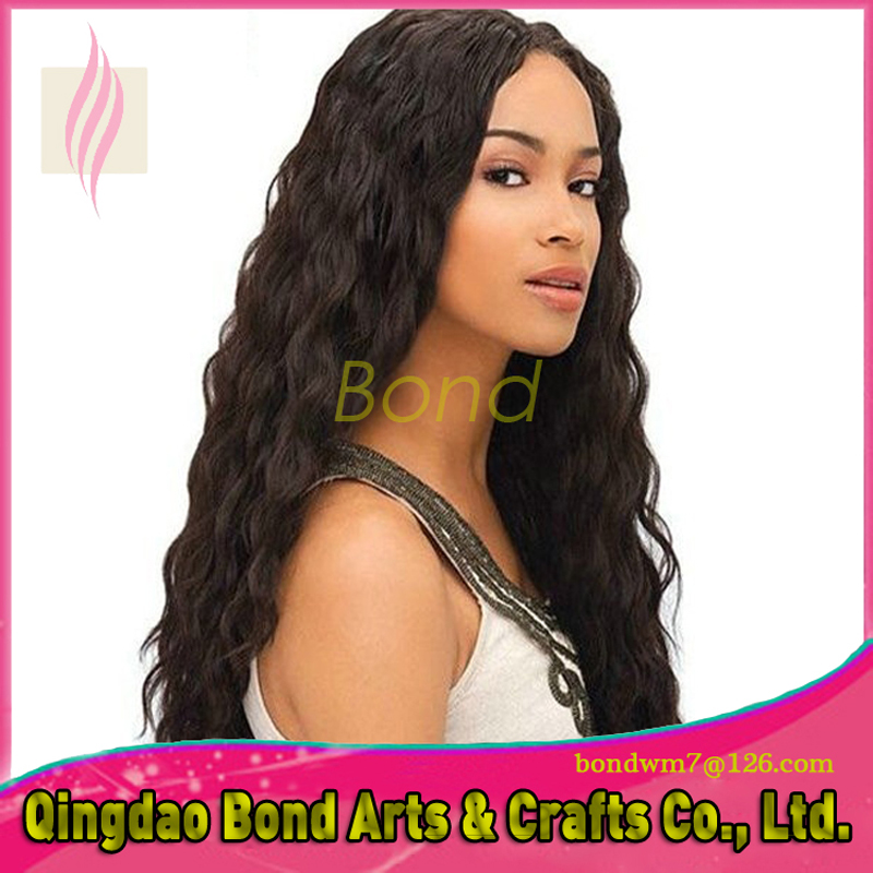 Natural Wave Brazilian Virgin Full Lace Human Hair Wigs 130 density Lace Front Wigs With Natural Hairline For Black Women Stock<br><br>Aliexpress