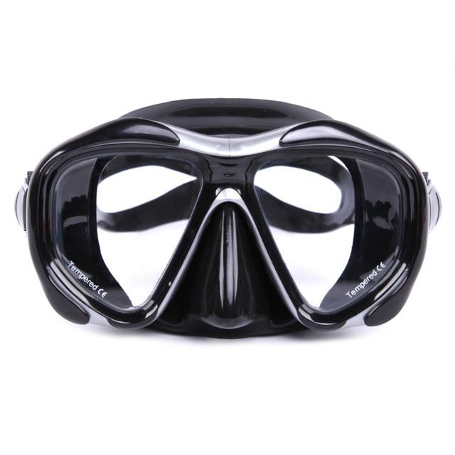 Whale brand Professional scuba mask