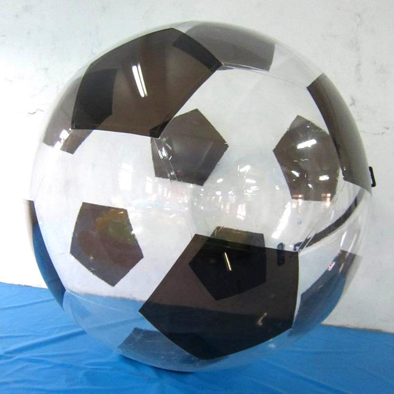 Free shipping! Manufacturer ! air blower water walking balls inflatable giant water ball 2.5m water walking ball(China (Mainland))