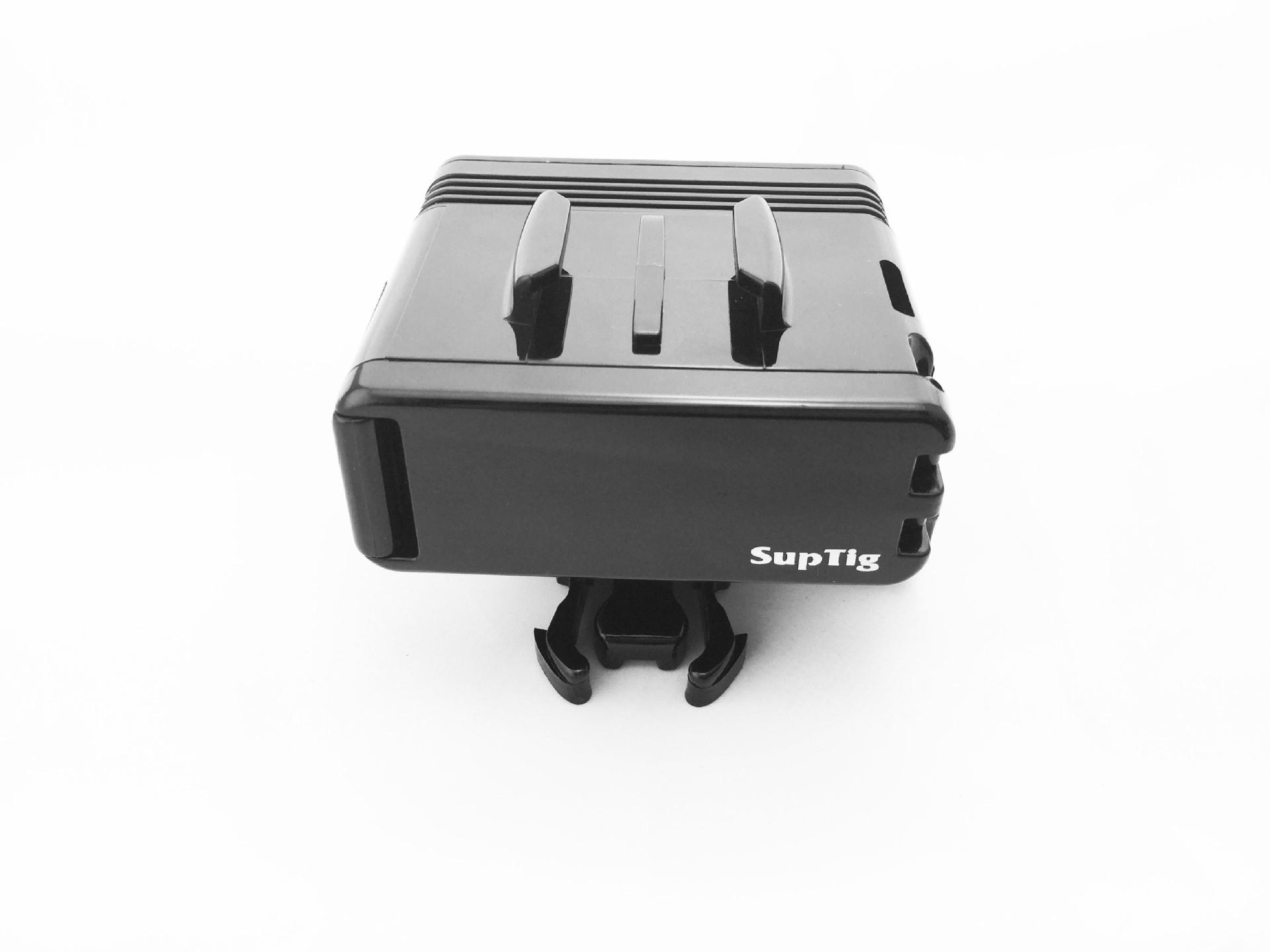 GoPro Accessories Underwater 30M Waterproof 3 LED Diving Light Lamp for XIAOMI YI GoPro Hero 4 3+ 3 Camera SJCAM SJ4000 SJ6000