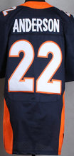 Men's 58 Von Miller #10 Emmanuel #18 Peyton #88 Demaryius #94 DeMarcus 100% Stitched Free Shipping(China (Mainland))
