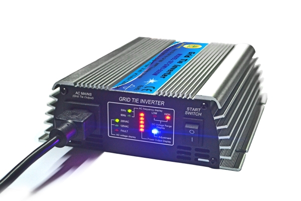 400W Grid Tie Inverter, 30V 60cells and 36V 72cells PV Solar Panel , 22-60V DC to AC 110V or 230V Pure Sine Wave Micro Inverter(China (Mainland))