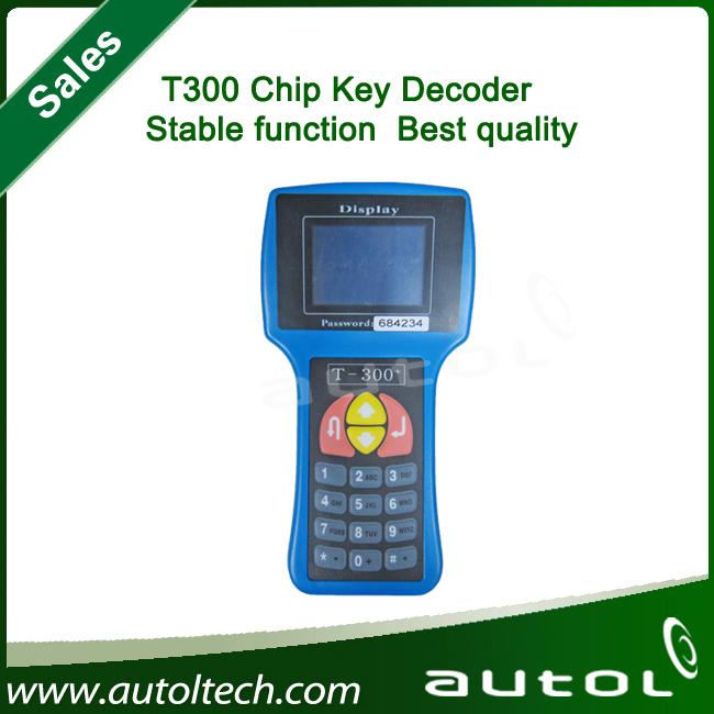 T-code T300 key programmer car key programming tools(China (Mainland))