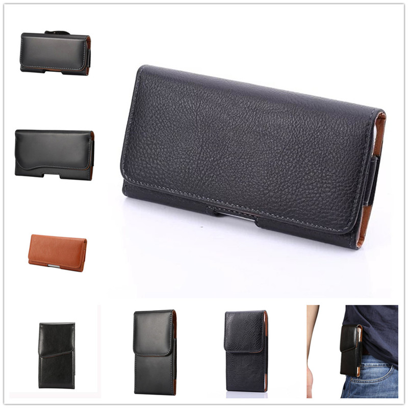 For BQ BQS-4501 BRISTOL Cover Mobile Phone Case High Quality Leather Belt Clip Phone Pouch Bag Free Shipping(China (Mainland))