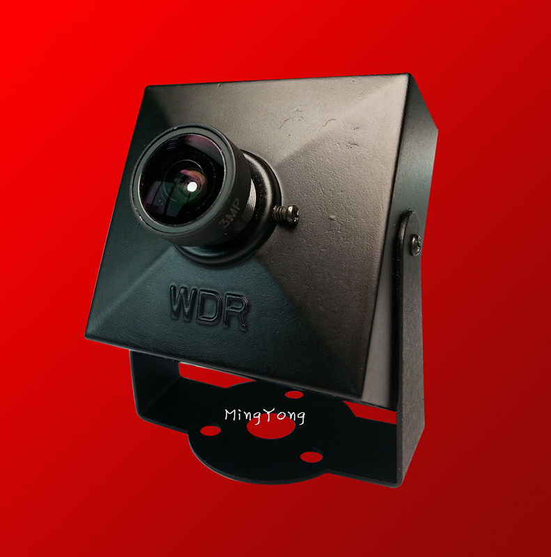 "HD SDI 1080P WDR Mini camera 1/3"" Panasonic 2.1Megapixel 2.8MM wide angle digital security camera HD-SDI cctv camera SDI cam(China (Mainland))"