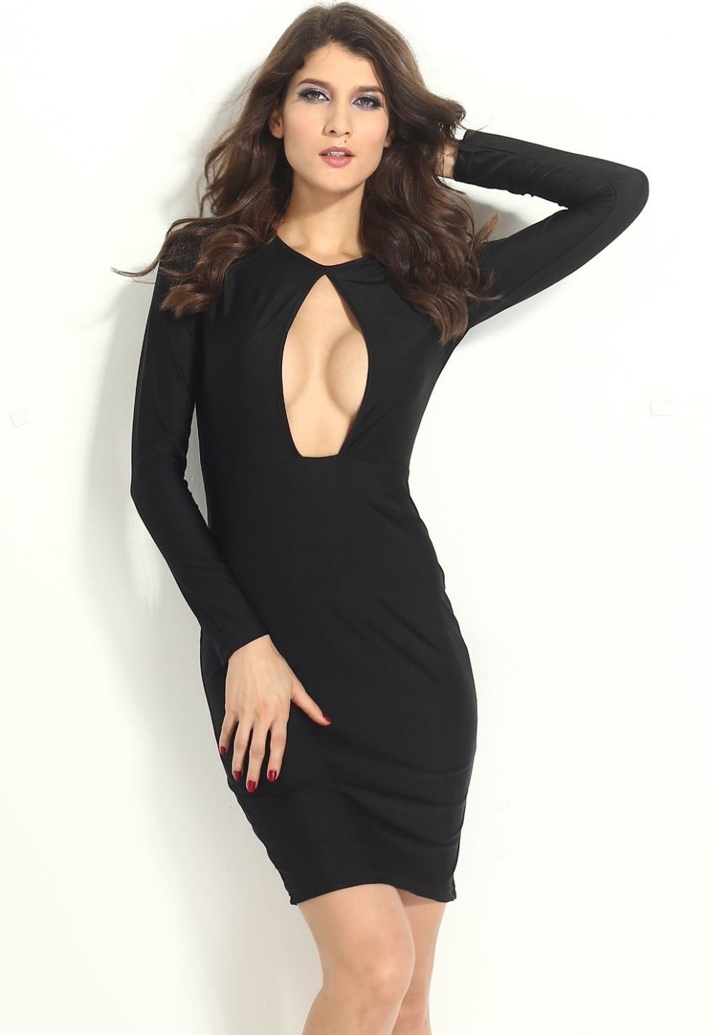 LITTLE BLACK PARTY DRESS - Nasha Bendes