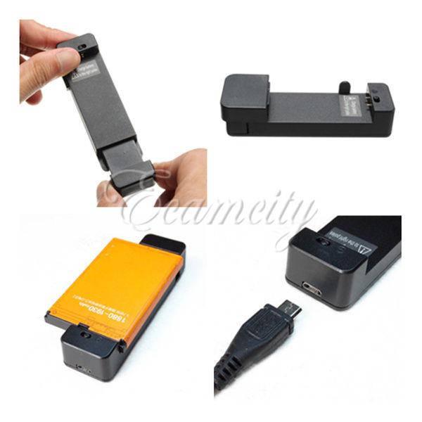 Universal mini Portable Battery Charger Dock for Samsung Galaxy S2 S3 S4 S5 Note 1 Note 2 Note 3 Battery for LG G4 G3 Battery(China (Mainland))