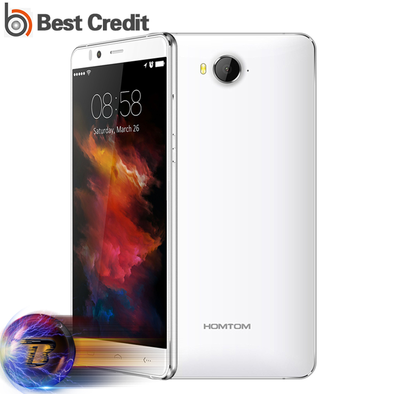HOMTOM HT10 Android 6.0 Smartphone 4GB RAM +32GB ROM Fingerprint MT6797 Deca Cores 1080P FHD 21MP Camera Global 4G Mobile Phone(China (Mainland))