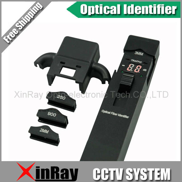 Free Shipping Handheld Fiber Optical Fiber Identifier TLD1827 Used in FTTx & digital system of communication devices(China (Mainland))