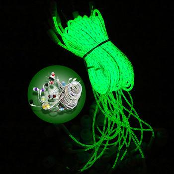 Glylezee G1 Световой Стерео Наушники Мобильного Телефона Гарнитура MP3 Музыка Гарнитуры Светящиеся в Темноте для Мобильного Телефона с Розничной Упаковке